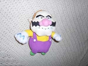 "Super Mario Wario Plush Doll 10"""