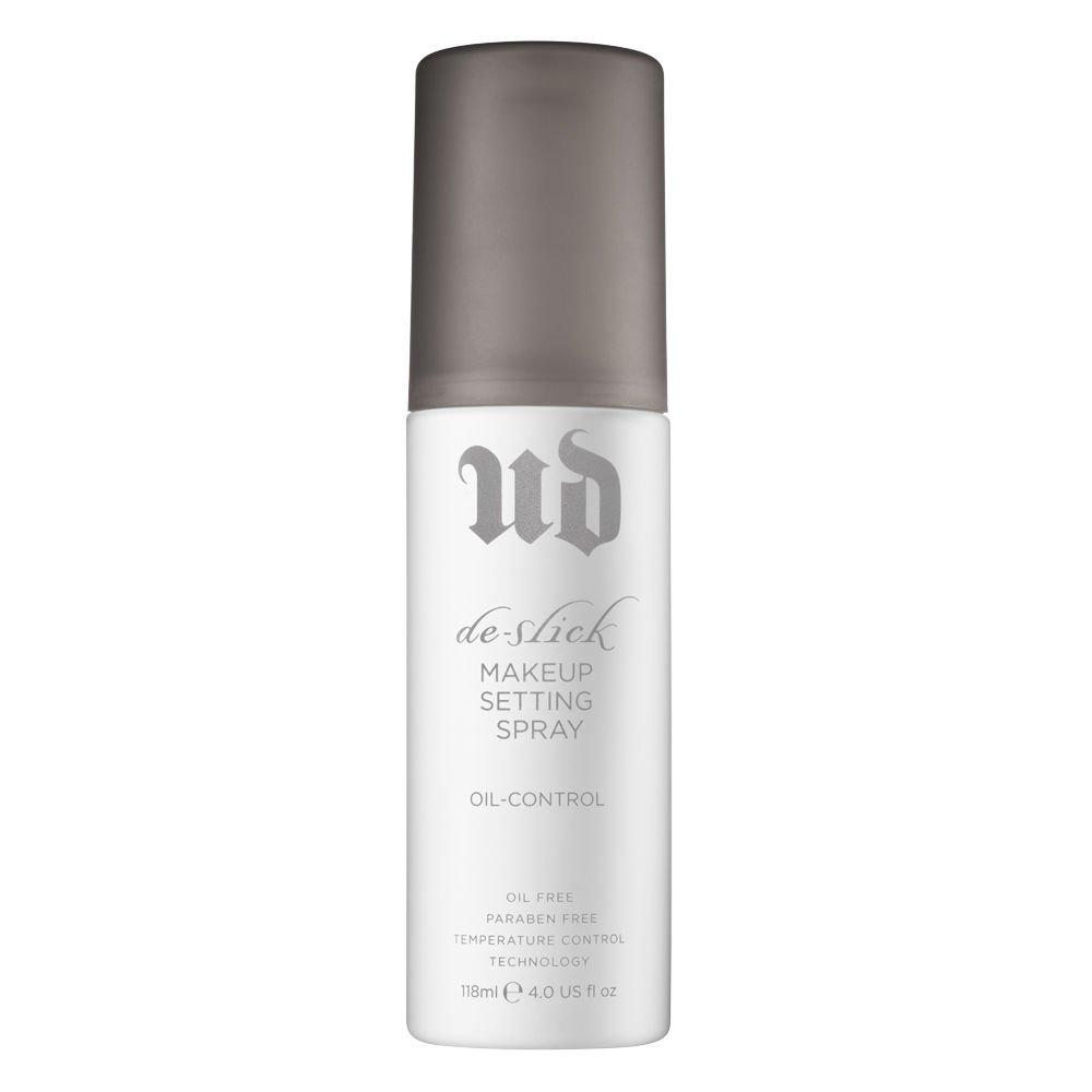 UD De-Slick Makeup Setting Spray Oil Control 4oz - 100% Authentic