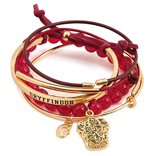 Harry Potter Gryffindor Arm Party Bracel...