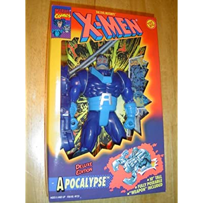 "Kabin Marvel Comics X-Men Apocalypse 10"" Deluxe Action Figure: Toys & Games [5Bkhe0504485]"