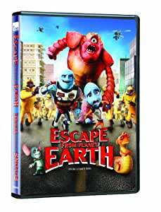 Escape from Planet Earth / Fuyons la Planète Terre (Bilingual)