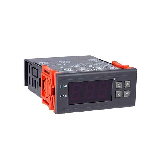 terowa mh1210 F AC110 V Temperatura Controlador Termostato ...