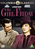 His Girl Friday [DVD] [1940]