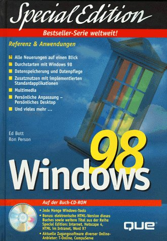 Windows 98: Amazon.es: Person, Ron, Bott, Ed: Libros en ...