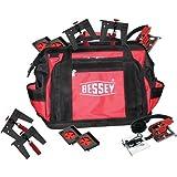 Bessey Flooring Kit Clamp Set, Red/Black