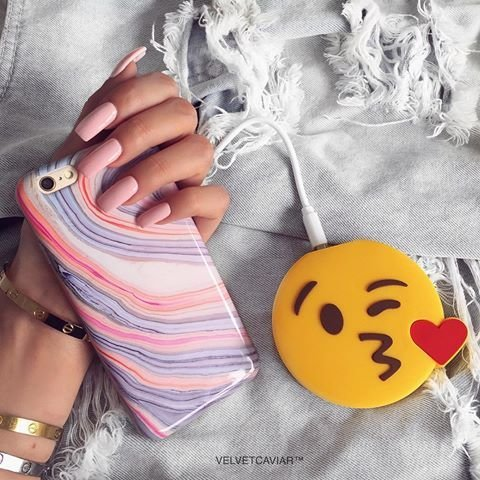 HOT NEW Seller 2200mAh Emoji Cute Funny Cartoon Gift External Battery Portable Charger Backup Pack Power Bank for iPhone 6 6S Plus 5S 5C SE 4S Samsung Galaxy S7 S6 Edge S5 Note and More (Cute Homemade Owl Costume)