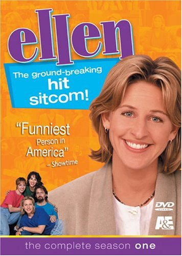 Ellen   The Complete Season One