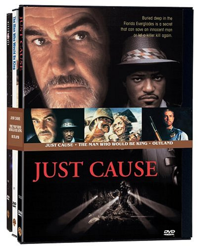 Sean Connery Chrestomathy: Just Cause/The Man Who Would Be King/Outland