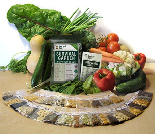 15,000 Non GMO Heirloom Vegetabl...