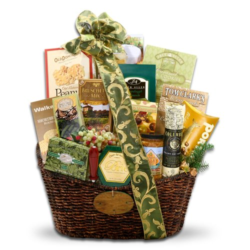 Tuscan Countryside Gourmet Gift Basket by The Gift Basket Gallery