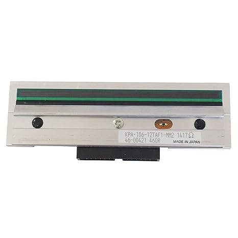 Amazon.com: Impresora térmica de cabezal de impresión para ...