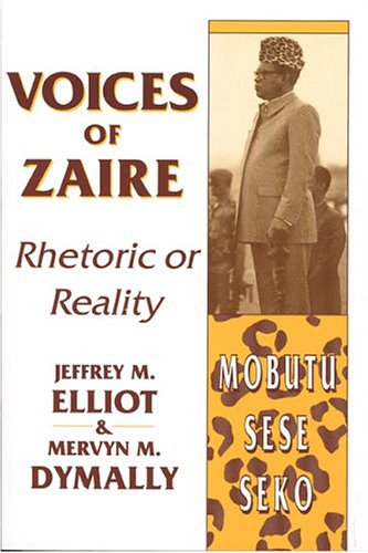 Books : Voices of Zaire: Rhetoric or Reality