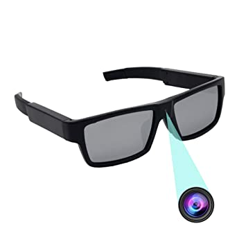 ViView G20P 2018 Nuevo Gafas de Sol Polarizadas Cámara DVR Cámara Invisible Grabadora de Video Gafas Espía 1920 * 1080P Incorporada Tarjeta de 16GB TF, ...