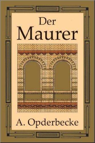 Der Maurer