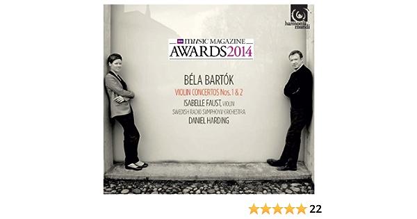 Bartòk / Violin Concertos