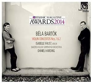 Bartok: Violin Concertos Nos.1 & 2