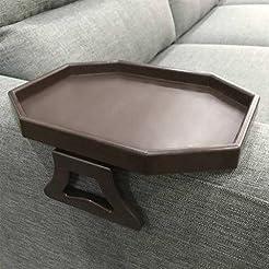 Sofa Arm Clip Table, Armrest Tray Table,...
