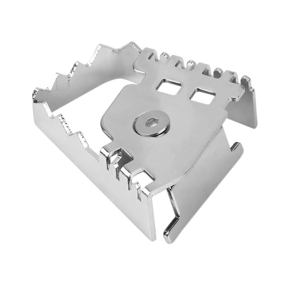 Aramox P/édale De Levier De Frein De Pied Arri/ère De Moto Enlarge Extension De Rallonge Extension Pour F800Gs F700Gs F650Gs R1150Gs R1200Gs galvanoplastie