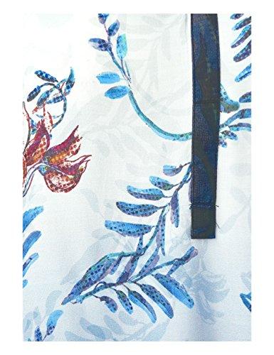 Azul Para Blue deep 30128 Cecil Mujer Blusa nRw7P