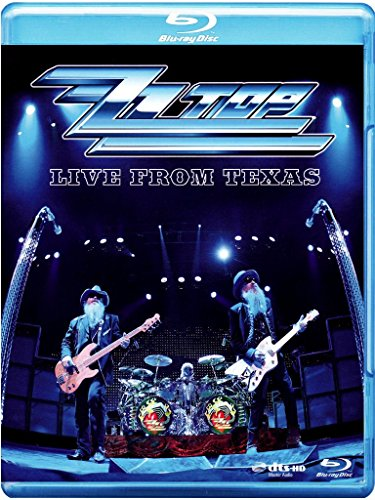 Live From Texas [Blu-ray] - Top From Live Zz Texas