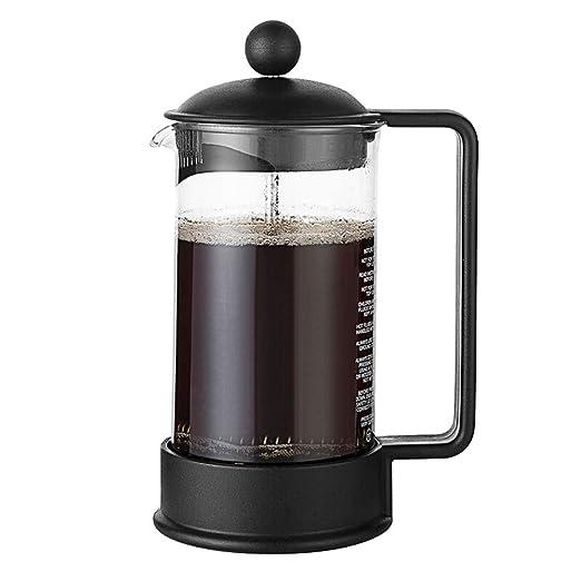 Cvbndfe Coffee French Press Filtro Cafetera Hecho a Mano de café ...