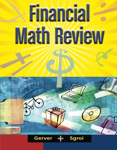 Financial Math Review (Business Math)