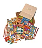 Snack Gift Basket Care Package With 26 Sweet
