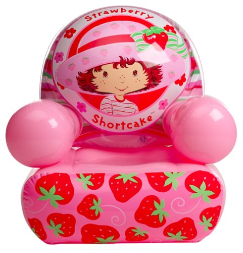 Strawberry Shortcake Everyday Inflatable Chair by Kidz Kraze