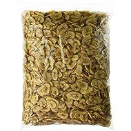 Sweetened Banana Chips Dried 5 lbs by Green Bulk