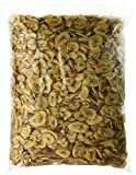 Sweetened Banana Chips Dried 5 lbs by Green Bulk