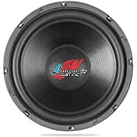 Lanzar DCTOA184 Distinct Open Air SVC Distinct Series 18-Inch High Power IB Open Free-Air 4 Ohm Subwoofer SVC, Set of 1