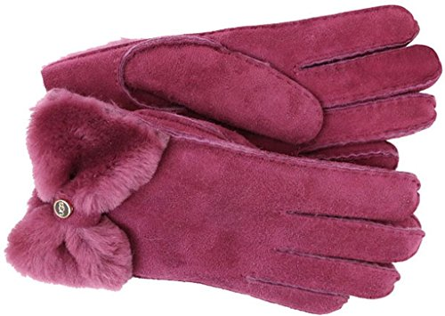 Ugg Womens Bow Glove in Lonely Hearts Size Large