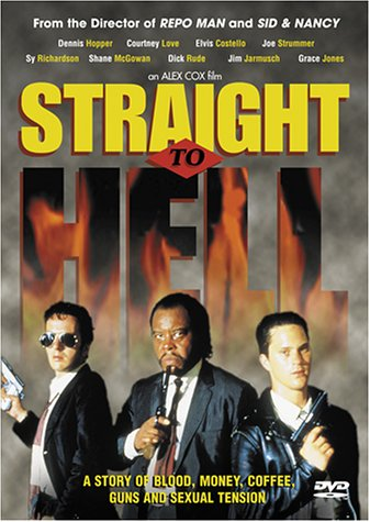 Straight to Hell by Starz / Anchor Bay