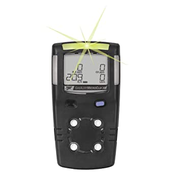 BW Technologies MCXL-FC1B Replacement Front Cover for Microclip XL Gas Detector, Black: Amazon.com: Industrial & Scientific