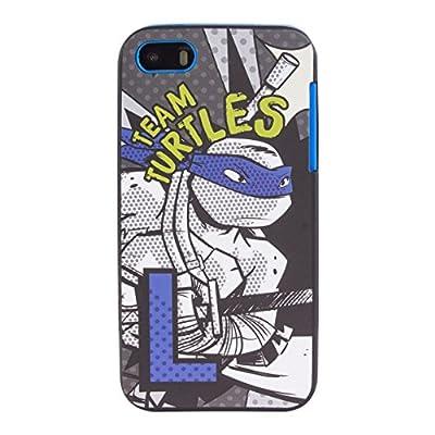 Teenage Mutant Ninja Turtles Nickelodeon TMNT iPhone 5 Case - Retail Packaging - Black