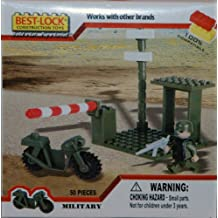 Best-Lock Military Check Point 50 piece