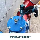 WESCO 20V Cordless Impact