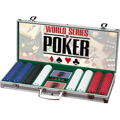 EXCALIBUR ELECTRONIC Pro 400-Chip Poker Set