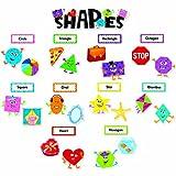 Creative Teaching Press Shapes Mini Bulletin Board Set (6962)