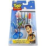 Toy Story 7 Piece Art & Craft Set