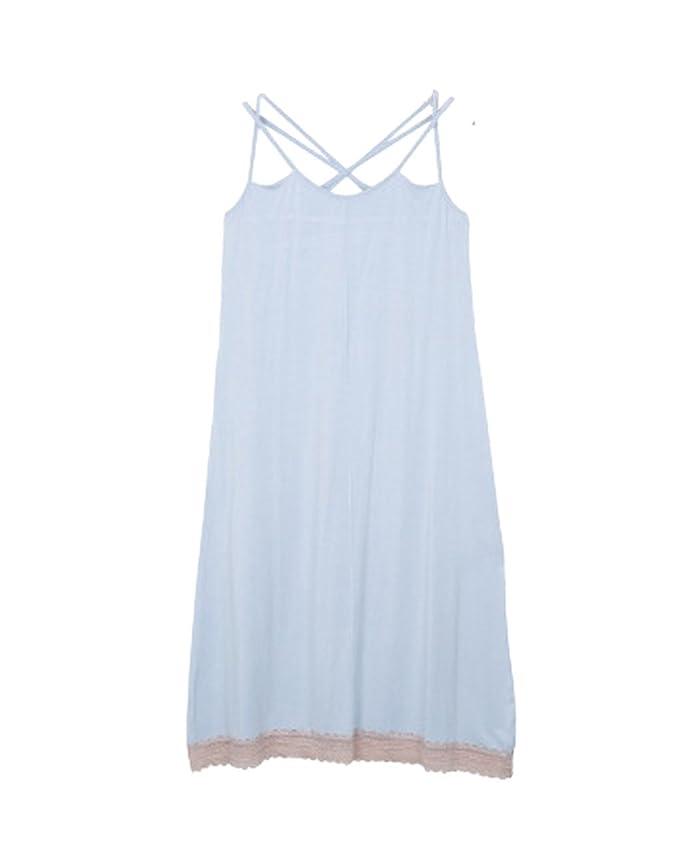 Amazon Com Women Cotton Sexy Shoulder Strap Lingerie Babydoll