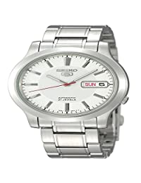 Seiko Unisex Adult SNK789 5 Automatic White Wrist Watches