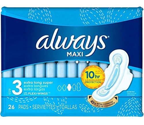 th Flexi-Wings, Size 3, 26 Count ()