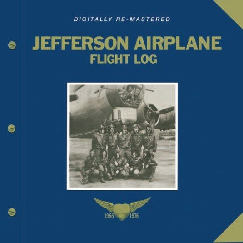 - Jefferson Airplane -  Flight Log 66-76