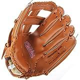 Midwest Senior Slugger Fielders' Tan Vinyl Baseball Glove 12'