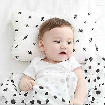 Amazon.com: Almohada protectora de bebé, almohada de espuma ...