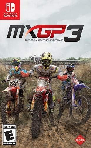 Mxgp 3. The Official Motocross Videogame for Nintendo Switch: Amazon.es: Videojuegos