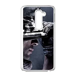 Call of Duty Ghosts LG G2 Cell Phone Case White PSOC6002625652248