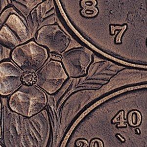 Whitehall Products Hummingbird Sundial, French Bronze