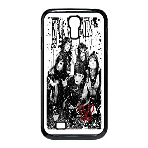Custom High Quality WUCHAOGUI Phone case BVB - Black Veil Brides Music Band Protective Case For SamSung Galaxy S4 Case - Case-19